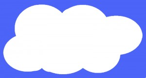 Data stored in the cloud can and does get lost and/or corrupted.