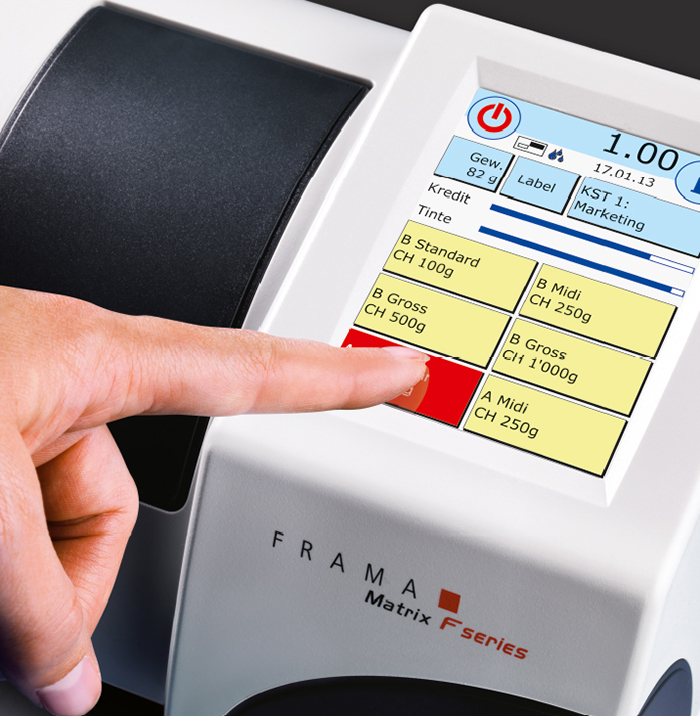 Every Frama franking machine lease rental agreement will now be available with a FREE ink option.