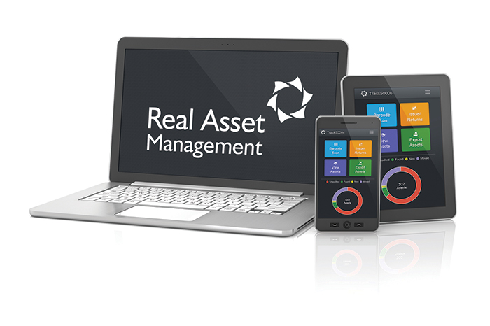 The difficulty of maintaining audit trails for so many assets using a paper-based system prompted BMS to implement RAM's Series4000 asset software and asset tracking app