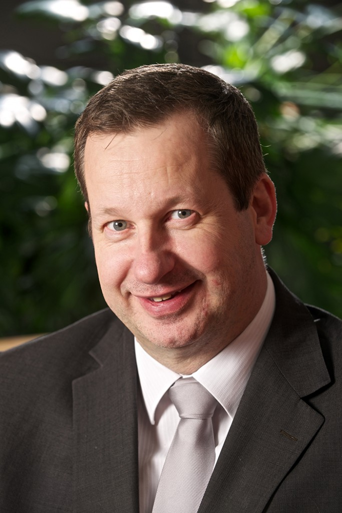 Richard Smith, Croner head of HR at Wolters Kluwer