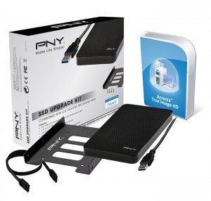 The kit includes everything you need to migrate to SSD