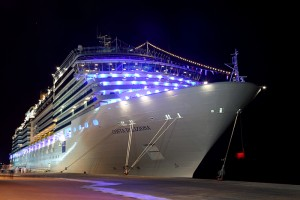 60% reduction in the amount of electricity needed for ships lighting and a 30,000 tonne reduction in CO2 emissions
