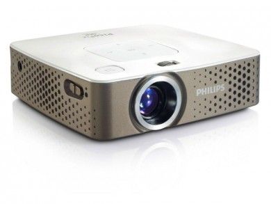 Both developments make the projectors more suitable than ever for showing films, games, photos and TV in sizes up to 120 inches