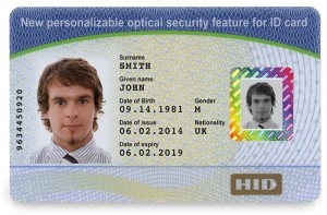 HID Global claims to have eliminated the problem of counterfeit ID cards in universities, enterprises and government bodies by implementing technology similar to that used in US Green Cards.