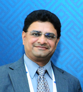 Sri Peruvemba, CEO of Marketer International and Head of Marketing for the Society for Information Display