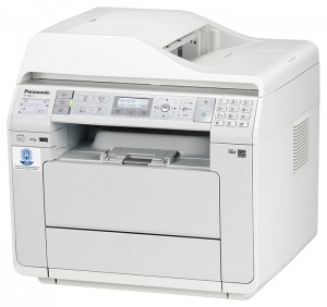 The DP-MB311 represents a big step-up from Panasonic's existing DP-MB310 MFP
