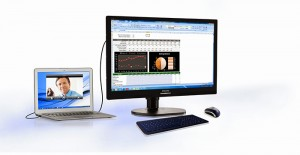 MMD, brand license partner for Philips Monitors, has announced a 21.5 inch Philips USB Docking Monitor