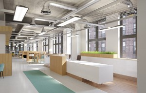 The office of the future might look a lot like Net.Works.