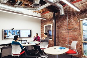 Steelcase has produced six rules for successful video-conferencing