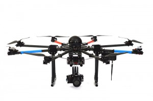DroneX provides unmanned aircraft  for commercial applications