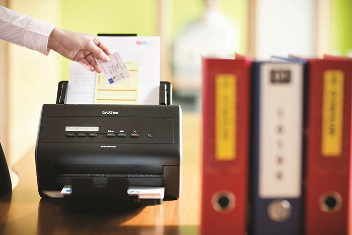 Brother has expanded its scanner range with four network models that don't require a direct link to a PC.