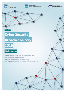 cyber security breaches cover