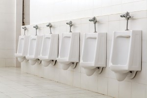 Its research shows that one in fie small businesses are failing to meet legal requirements for the provision of office toilets.