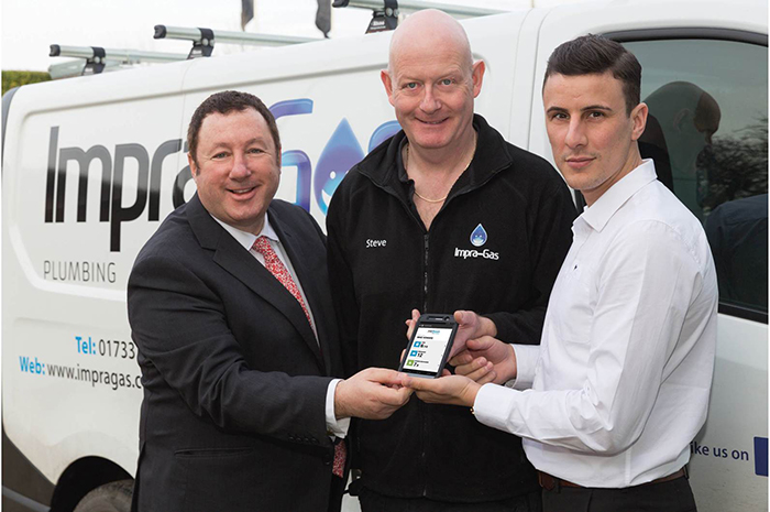 One business to benefit from this partnership is Impra Gas, the plumbing company set up by The Apprentice winner Joseph Valente.
