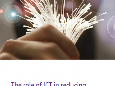 In The role of ICT in reducing carbon emissions in the EU, BT claims that ICT-enabled solutions could reduce EU carbon emissions by 1.5 Gt CO2e in 2030