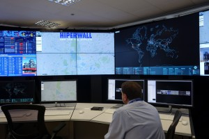 Comand and Control: Hiperwall