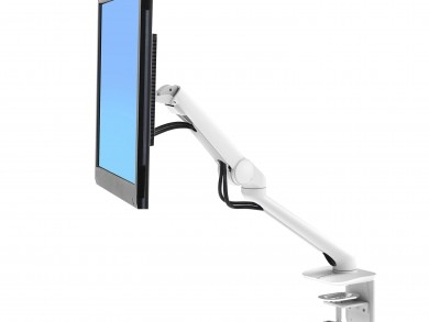 The MX Mini Desk Arm and MX Mini Wall Mount Arm are suitable for monitors and devices weighing up to 3.6kg.