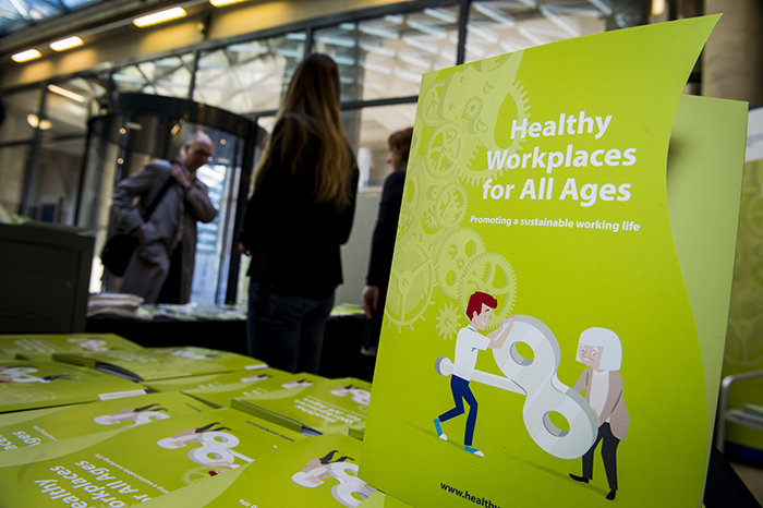 The European Agency for Safety and Health at Work (EU-OSHA) has launched a new campaign to promote occupational health and safety