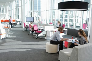 Significantly, fewer than four out of 10 UK respondents (39%) are able to adjust their office temperature and only one in five (21%) can modify their lighting.