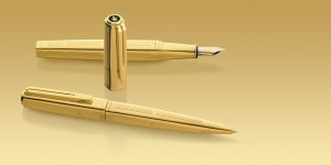 The Waterman Exception Solid Gold fountain pen cost £6,495 when it was launched in 2006