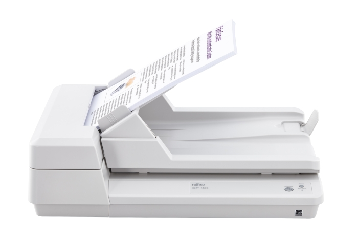 PFU entry-level document capture scanner