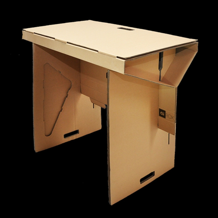 aiBox Cardboard Furniture
