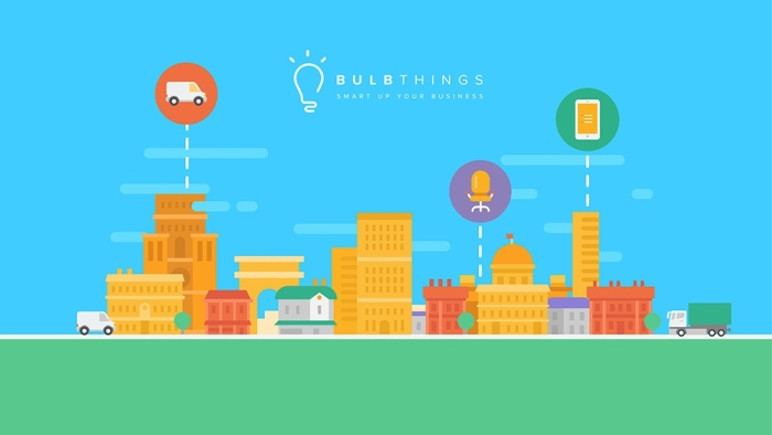 Bulb Things a sophisticated asset management solution