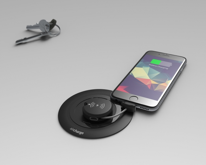 Additional wireless charging units added at hotels and airports