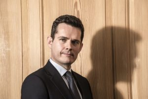 Richard Morris, UK CEO, Regus
