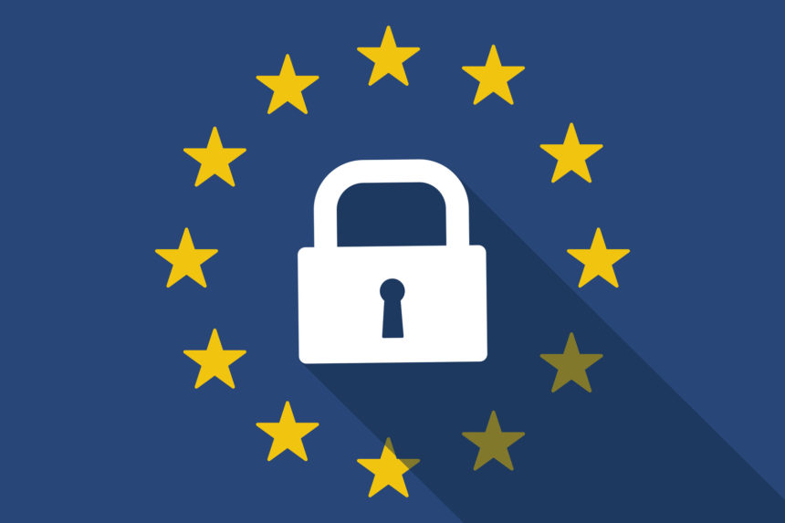 The EU's GDPR comes into affect 25 May 2018
