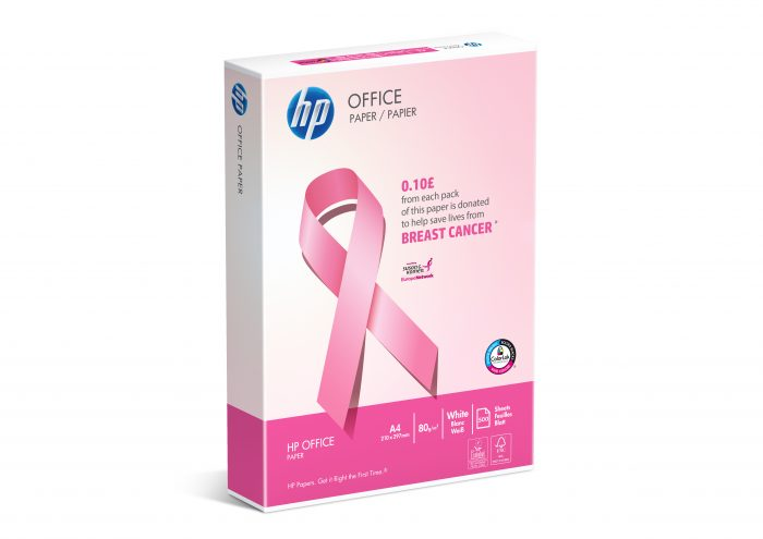 International Paper launches HP Office 'Pink Ream' in ...