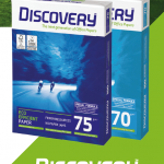 Discovery paper using less resources