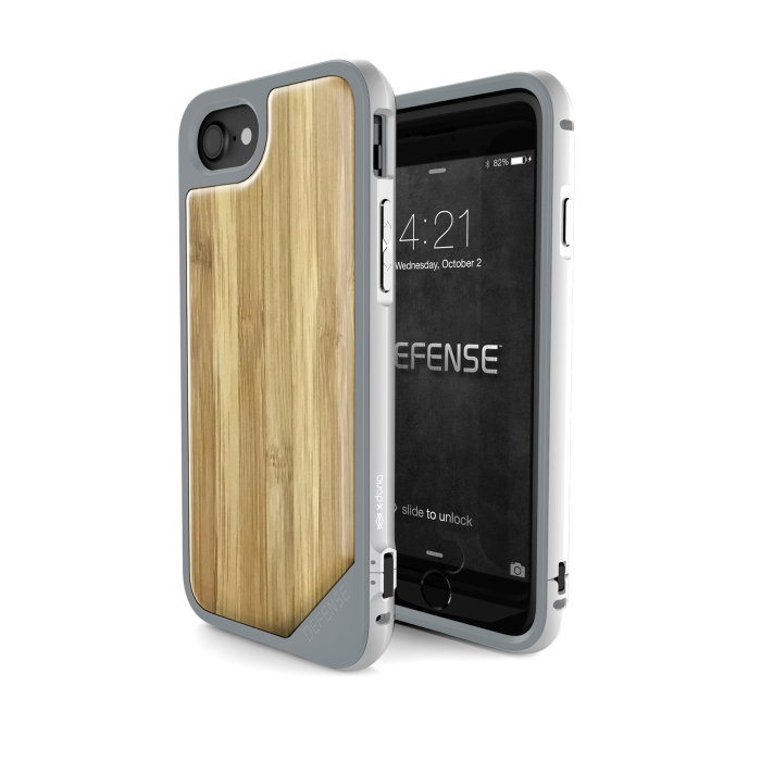 Defense Lux Wood cases
