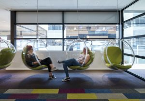 Flexible, activity-based workplace