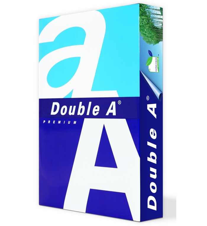 Double A range of office paper