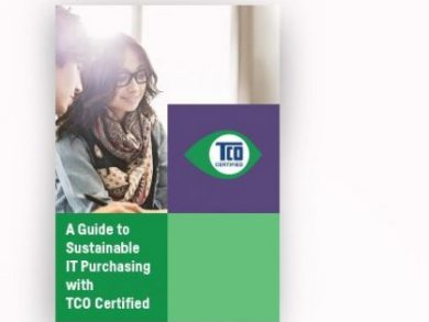 A new guide launched for sustainable purchasing practices