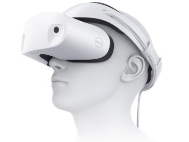 Dell headset for Windows Mixed Reality