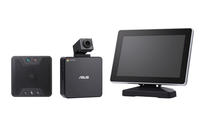 Smart video-conferencing solution