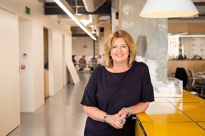 bdg architecture + design CEO Gill Parker