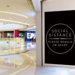 Leach - social distancing graphics