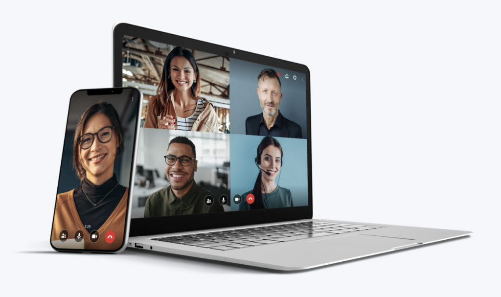 Safety with virtual meetings